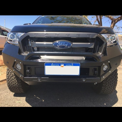 SHORELINE BULLBAR - FORD EVEREST 2015-2018